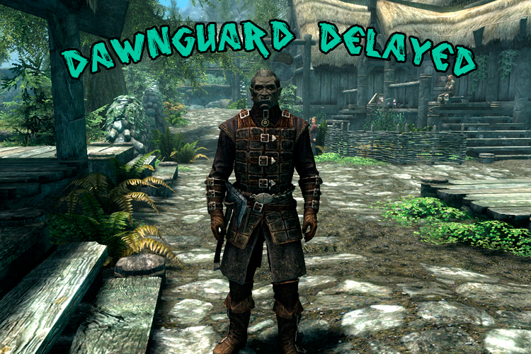 Dawnguard delayed at skyrim special edition nexus mods and community delays the start of the dawnguard questline voltagebd Choice Image
